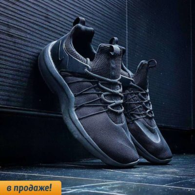 Nike Darwin черный