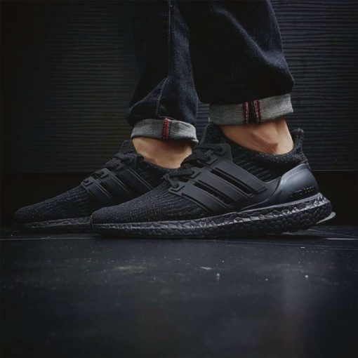 Кроссовки Adidas Ultra Boost 3.0 black