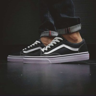 Кроссовки Vans Old Skool White