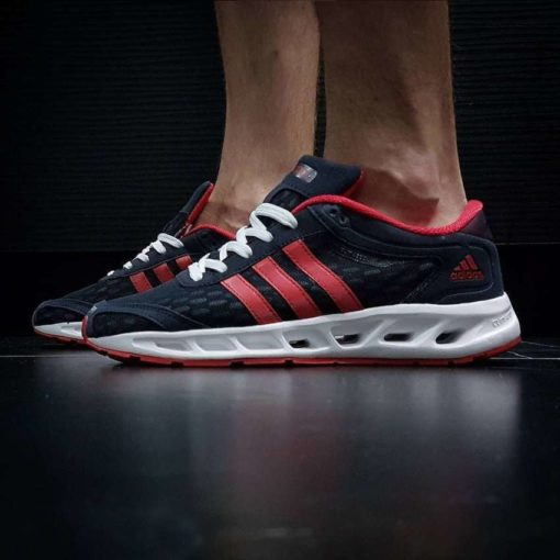 кроссовки ADIDAS CLIMA COOL black & red