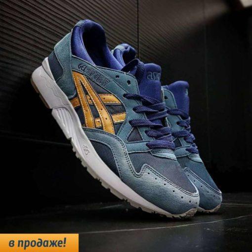 кроссовки Asics Gel-Lyte V Blue