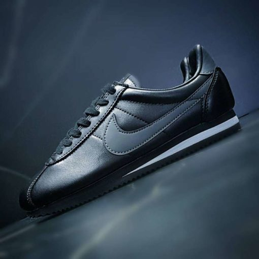 Nike Cortez Classic Leather Black