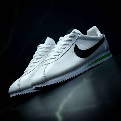 Кроссовки Nike Cortez Classic Leather White & Black