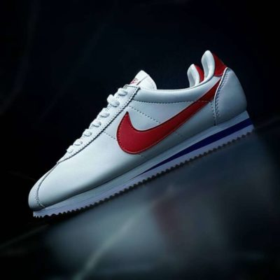 Кроссовки Nike Cortez Classic Leather White Color