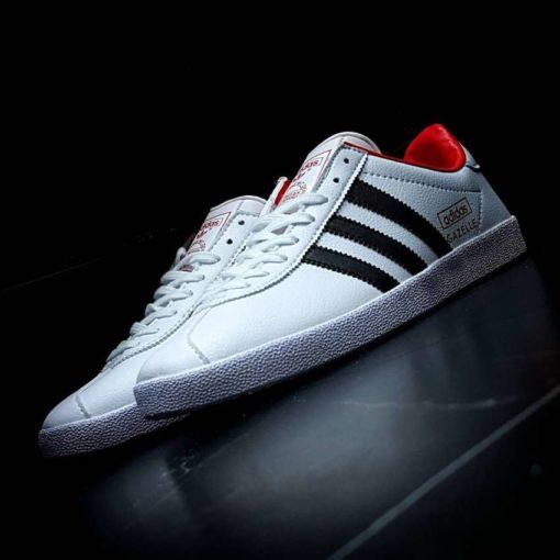 Кроссовки Adidas gazelle White