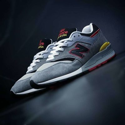 New Balance 997 black & Gray