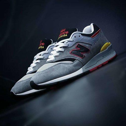New Balance 997 black & Gray