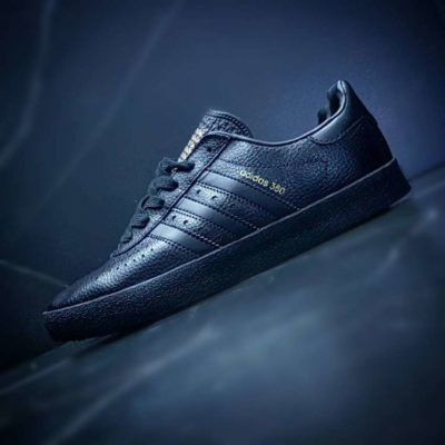 Кроссовки Adidas Originals AS 350 black