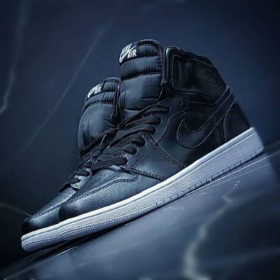 Кроссовки Air Jordan 1 Retro High Black