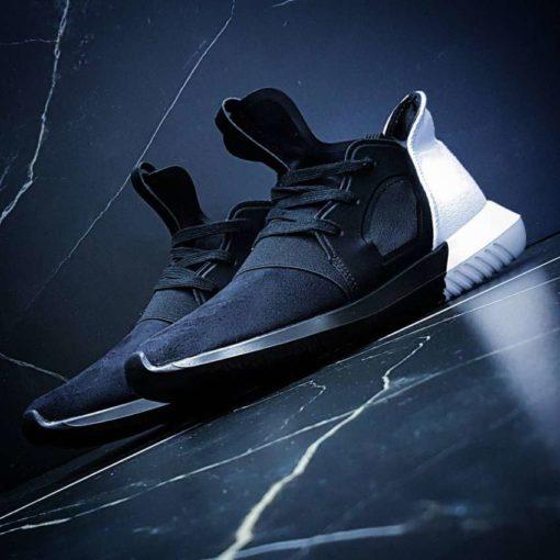 Adidas Tubular Defiant White & Black
