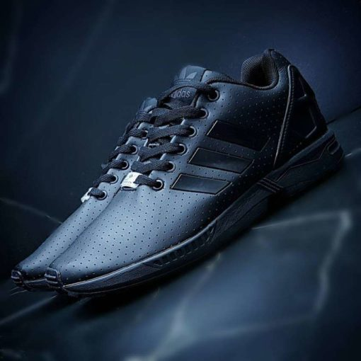 Кроссовки Adidas Flux Leather Black