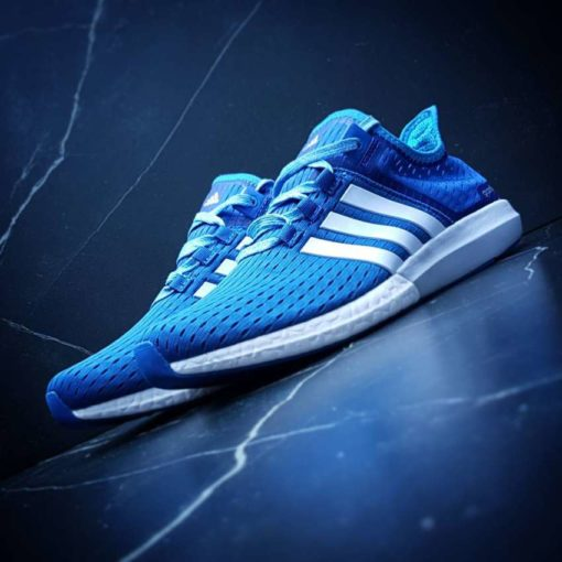 Adidas gazelle Blue & White