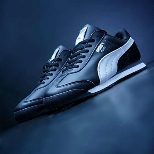 Puma Roma Black & White