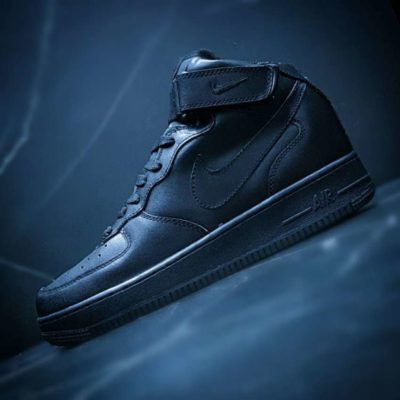 Кроссовки Nike Air Force 16 Black