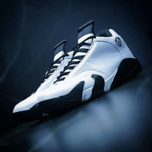 Air Jordan 14 Black & White