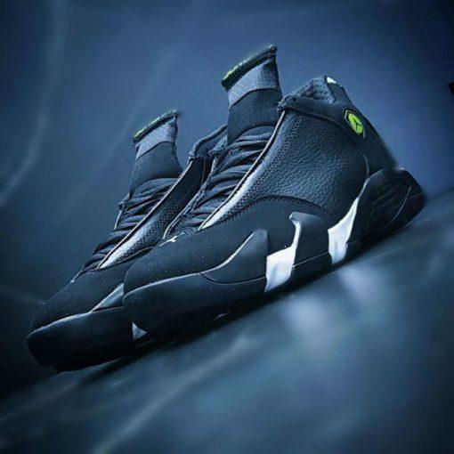 Air Jordan 14 Black