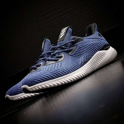 Adidas ALPHABOUNCE ENGINEERED MESH Blue