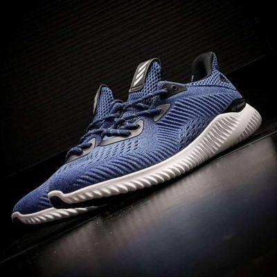 Adidas ALPHABOUNCE ENGINEERED MESH Blue