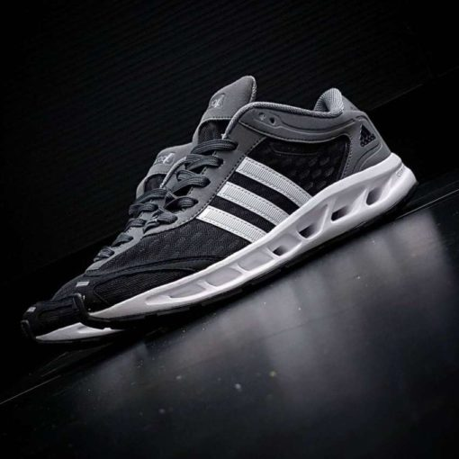 Кроссовки Adidas Clima Cool (black & White)