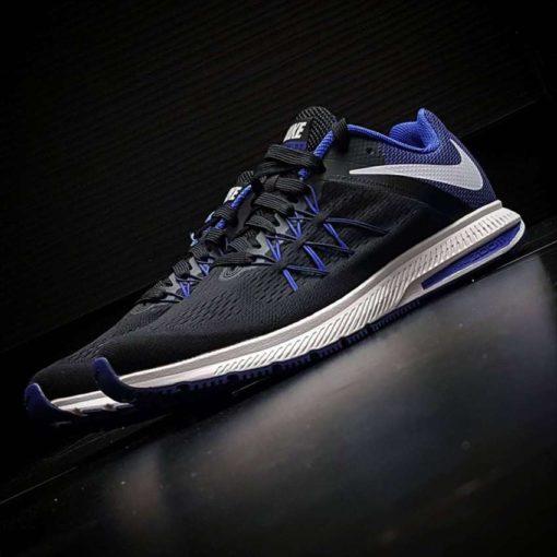 кроссовки NIKE ZOOM WINFLO 3 Blue