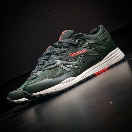 Кроссовки Reebok Ventilator green