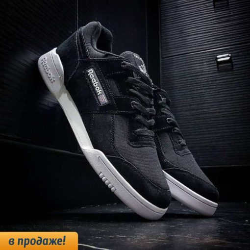 кроссовки Reebok Workout Plus GM