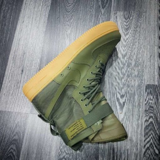 Nike Special Field Air Force 1 green