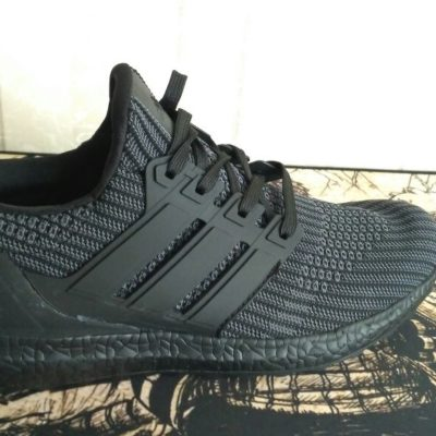 Adidas Ultra boost black/grey