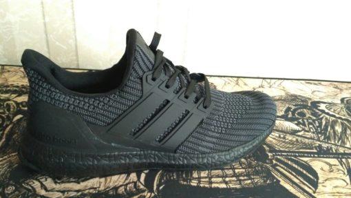 Adidas Ultra boost black/grey